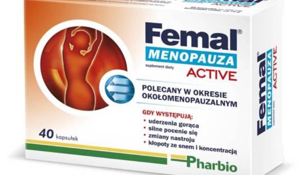 Suplemet diety: Femal Active Menopauza