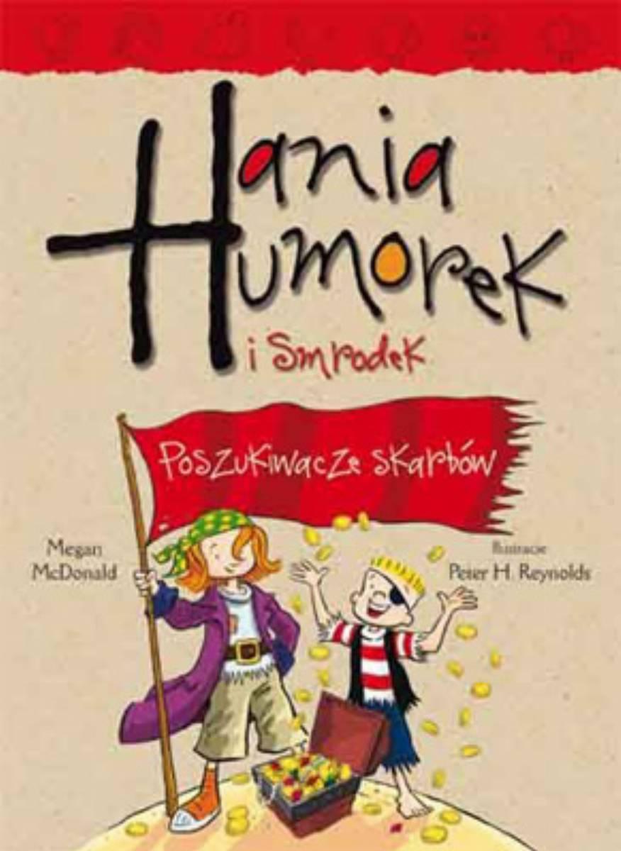 Hania Humorek i Smrodek. Poszukiwacze skarbow, empik.com