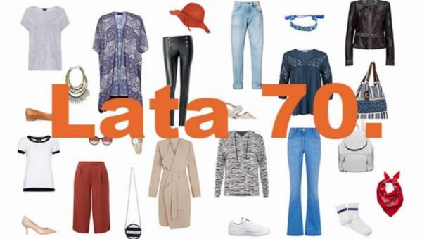 Moda na lata 70. powraca! Zobacz jak się ubrać w tym stylu