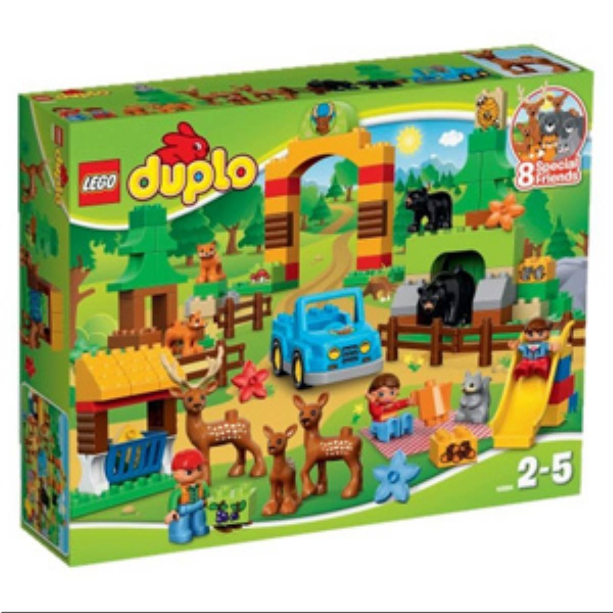 LegoDuplo, Lesny park, empik.com
