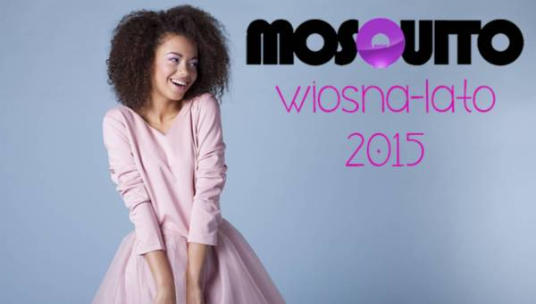 Pastelowy lookbook Mosquito wiosna-lato 2015
