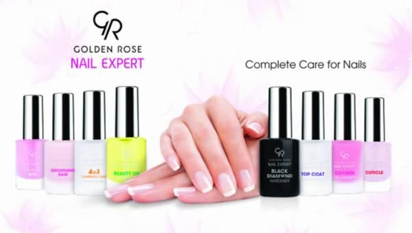 Piękne paznokcie na wiosnę – odżywki do paznokci Golden Rose
