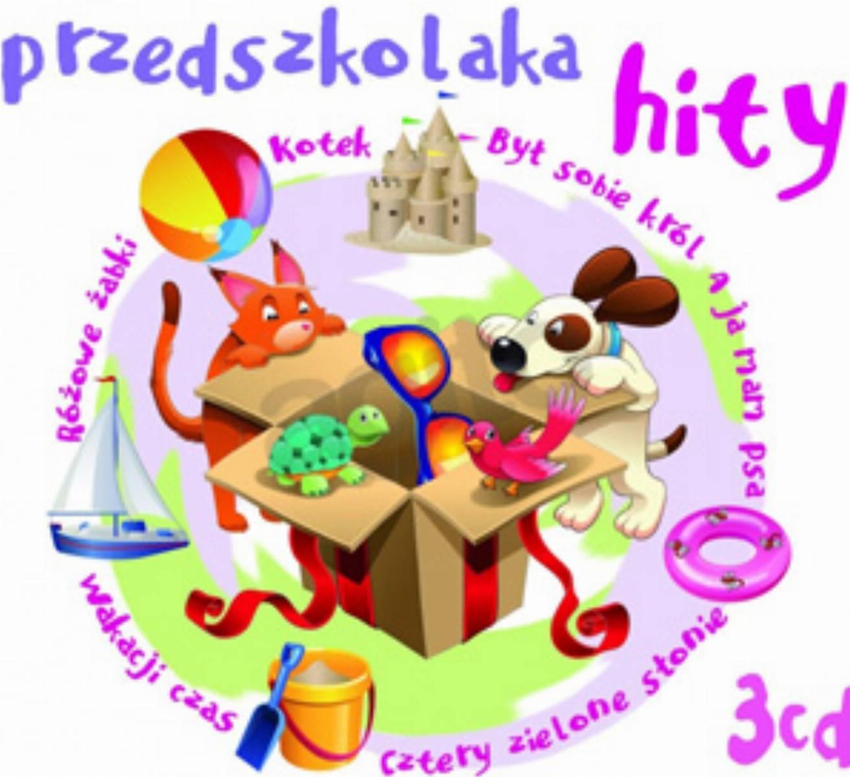 Przedszkolaka hity, 3 CD, empik.com