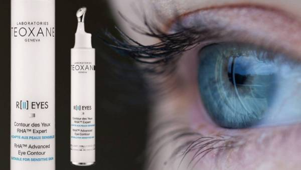 TEOXANE Laboratories R[II] Eyes – nowość dla pielęgnacji delikatnej okolicy oczu
