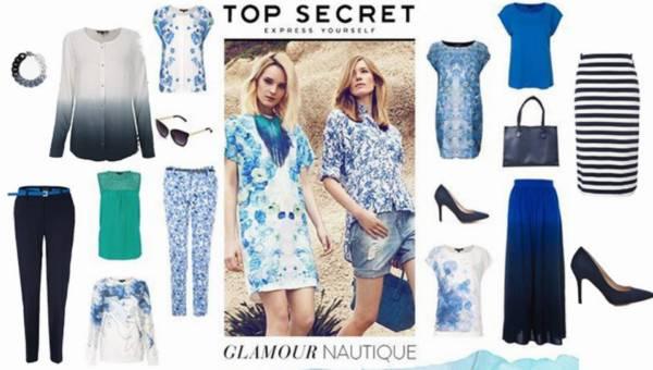 Linia Top Secret Glamour Nautique