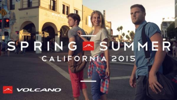 California dreaming – kolekcja VOLCANO wiosna-lato 2015