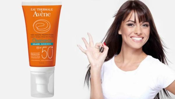 Emulsja Cleanance SPF 50+ od Avene – dla cery dojrzałej z problemami