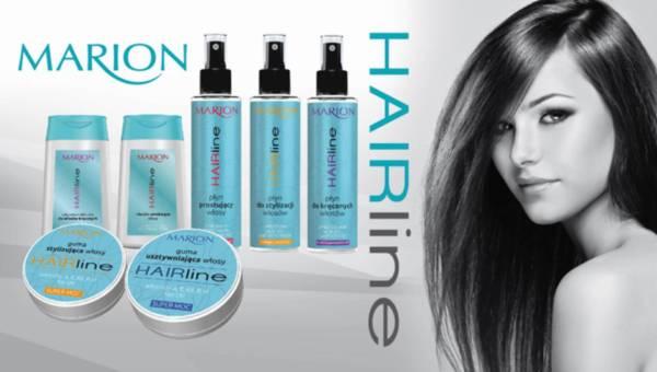 Marion Hair Line do pielęgnacji i stylizacji włosów