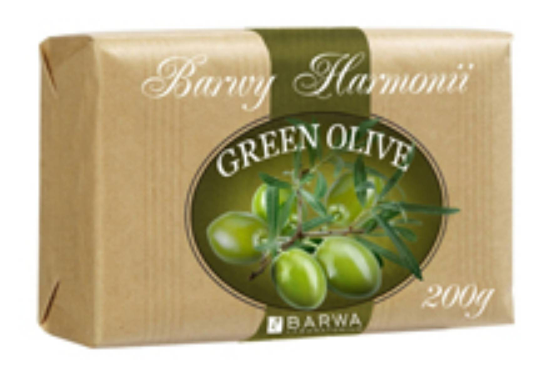 Barwy Harmonii oliwka
