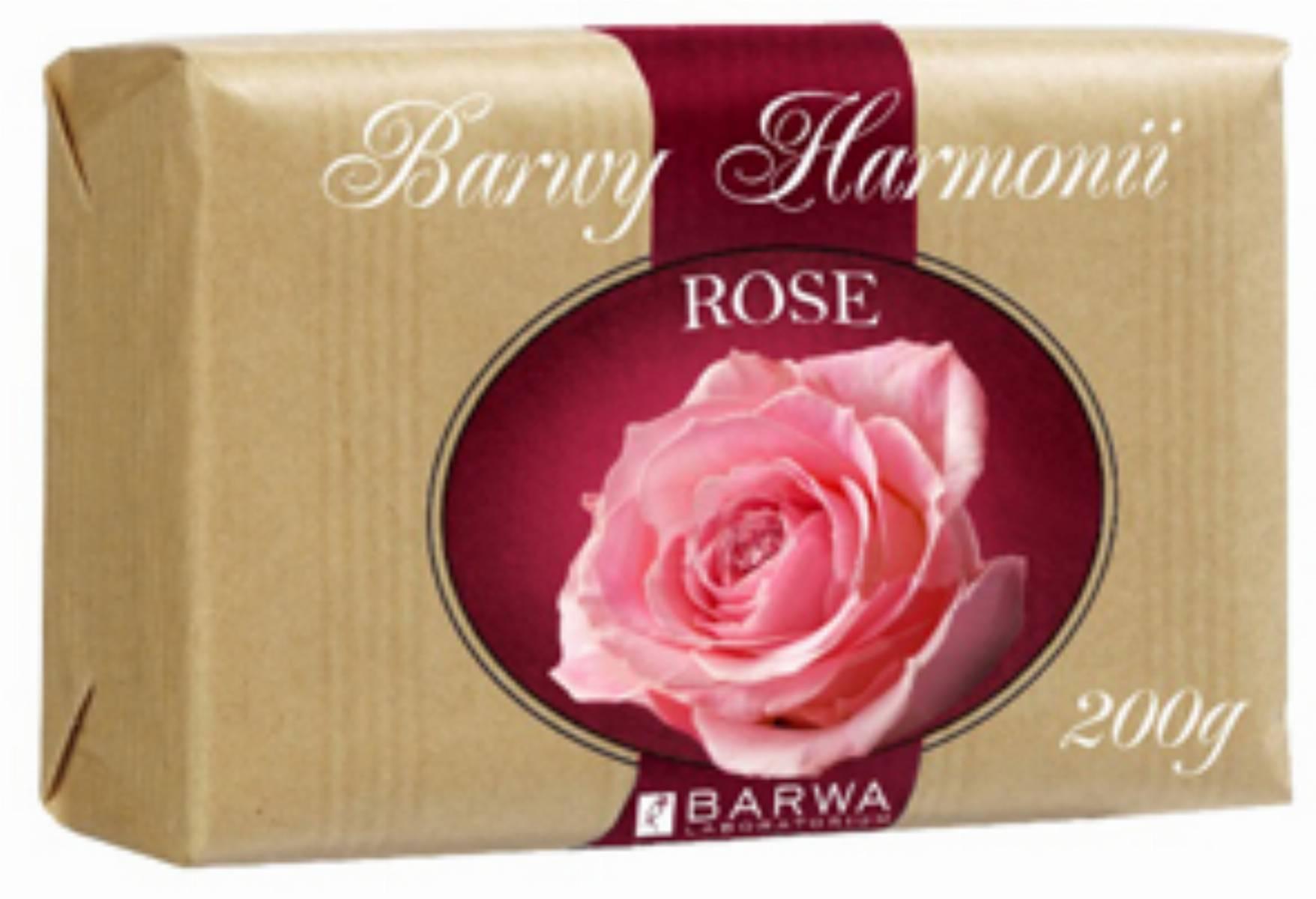barwy harmonii róża