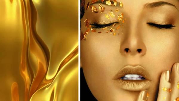 Zabieg kosmetyczny dla Mamy z 24-karatowego złota!