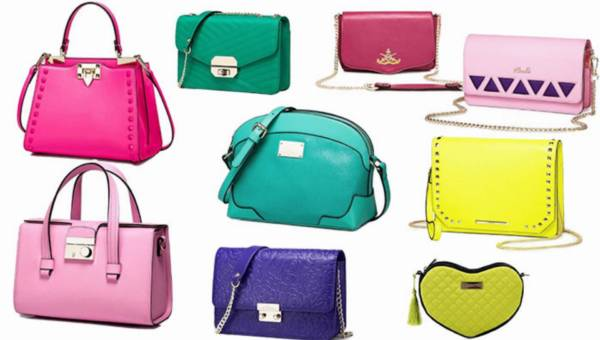 Kolorowa kolekcja torebek ETORBA wiosna-lato 2015