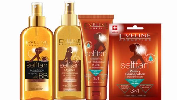 Eveline Cosmetics Selftan – nowa seria samoopalaczy