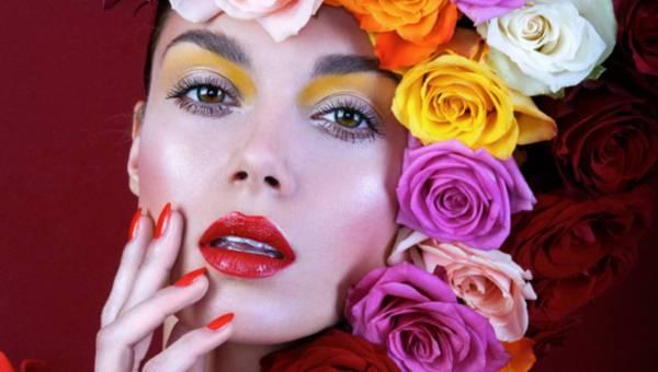 Barwna kolekcja kosmetyków FLOWER GARDEN od WIBO