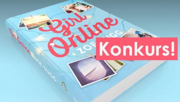 KONKURS: Idealna lektura dla nastolatki – Girl Online