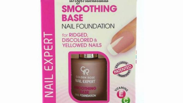 Golden Rose, Odżywkado paznokci  – SMOOTHING  BASE NAIL FOUNDATION