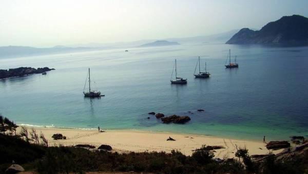 Hiszpańskie wyspy Cies – Raj tylko dla wtajemniczonych