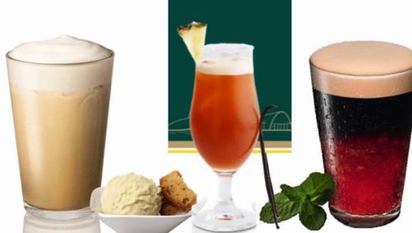 Pomysły na mrożone kawy: malinowa, Piña Colada i piernikowa