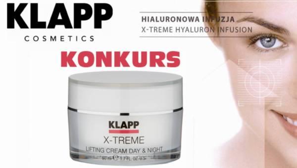 Konkurs: zdobądź wyjątkowy Krem dla Mamy X-TREME LIFTING Cream Day&Night od KLAPP