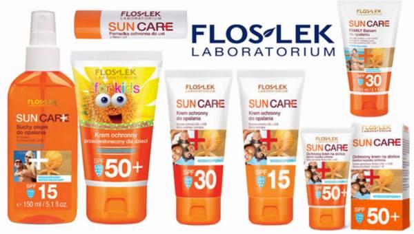 Kosmetyki do opalania od Floslek
