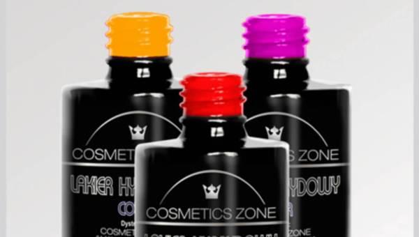 Cosmetics Zone – lakiery hybrydowe