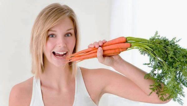 Ważne! Naprawdę ile witaminy A jest w marchewce?