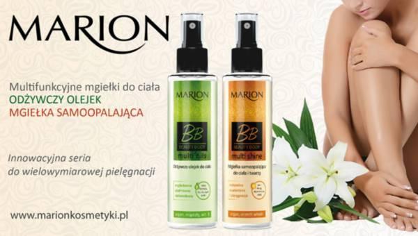 Kosmetyki z serii Beauty Body od Marion