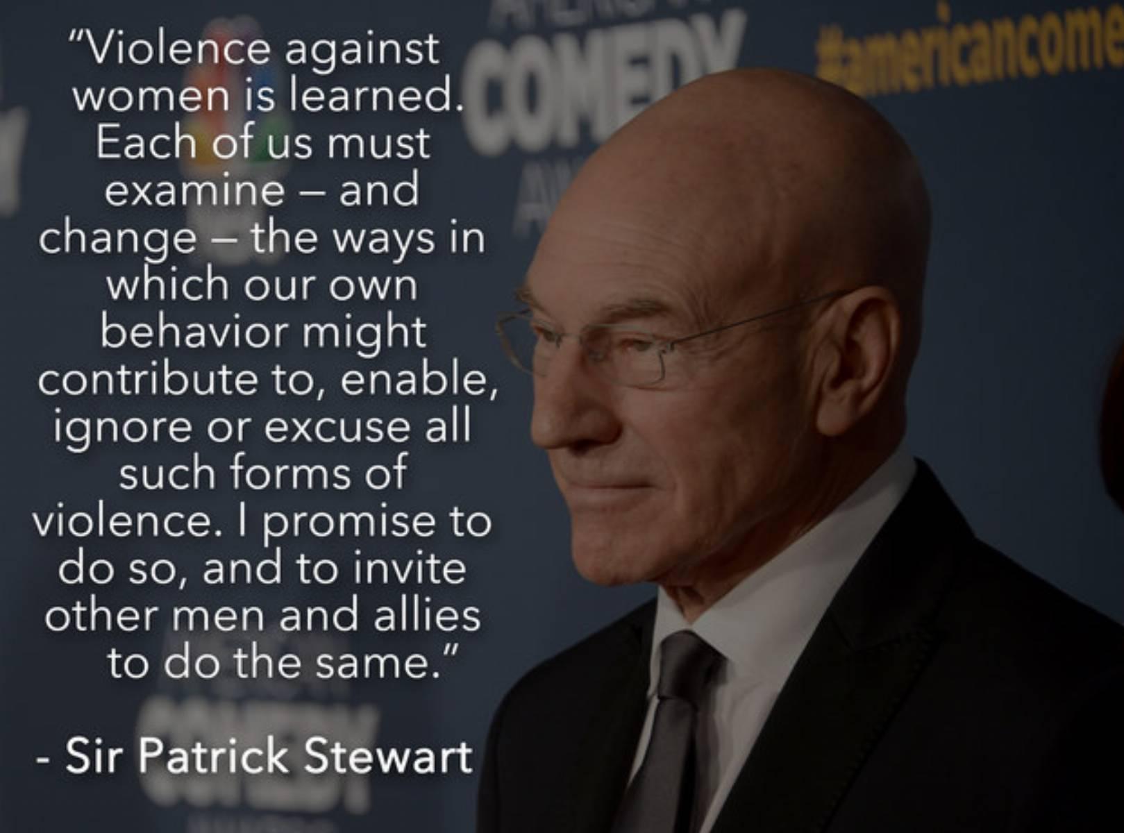 Znani mężczyźni bronią praw kobiet !