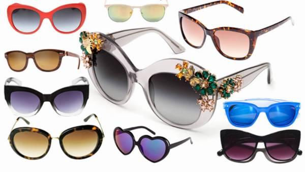Okulary przeciwsłoneczne na lato 2015 (ponad 90 propozycji)
