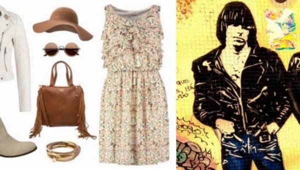 Ramoneska w stylizacjach na różne okazje