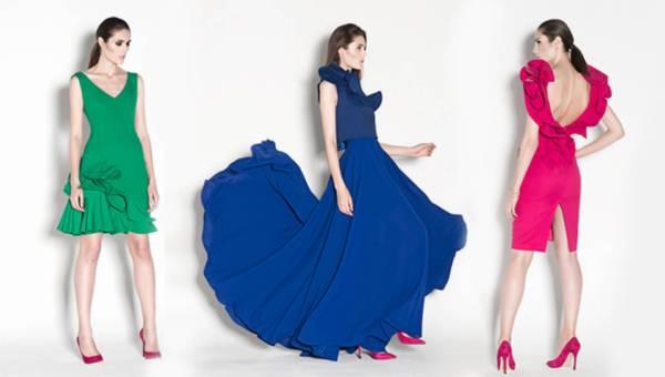 Kolekcja WAVY LINE – RINA COSSACK wiosna-lato 2015