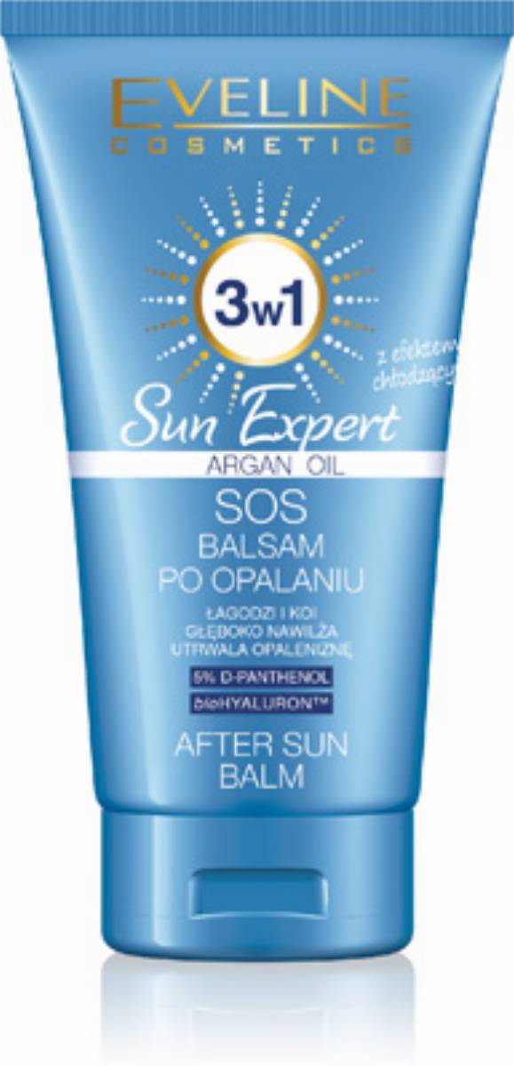 Sun Expert od Eveline Cosmetics