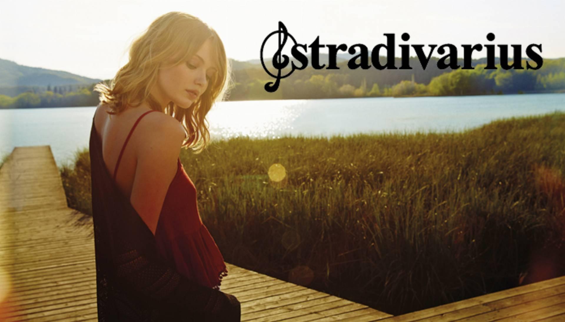 Stradivarius na lato 2015