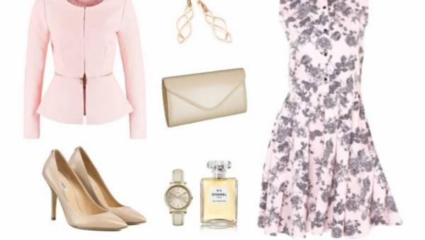 3 gotowe stylizacje: wiosenne, eleganckie sukienki