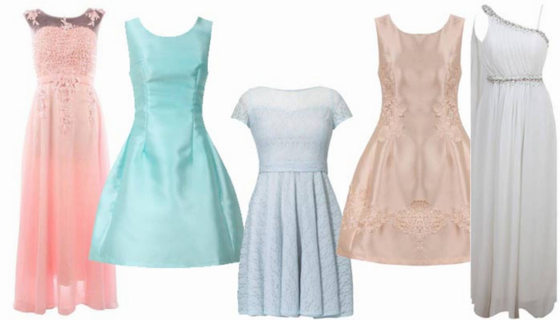 93abf4df30 Sukienki na ślub cywilny - jaką wybrać  Oto nasz shoppingowy ...