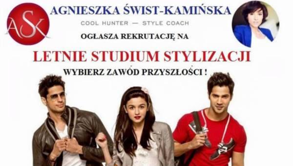Wybierz zawód przyszłości i zostań stylistą – szkolenie w Katowicach