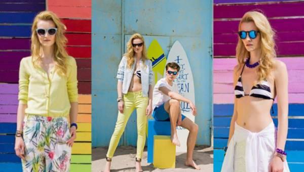 Kolorowy lookbook Troll Summer 2015