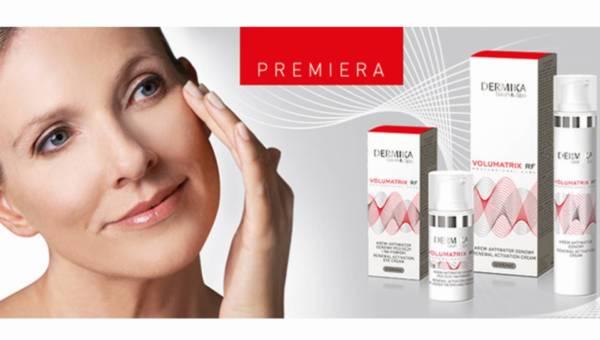 Dermika: Kosmetyki do profesjonalnej pielęgnacji w domu: VOLUMATRIX RF