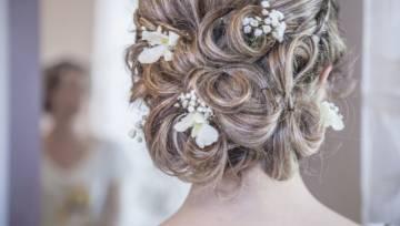 Modne fryzury na ślub