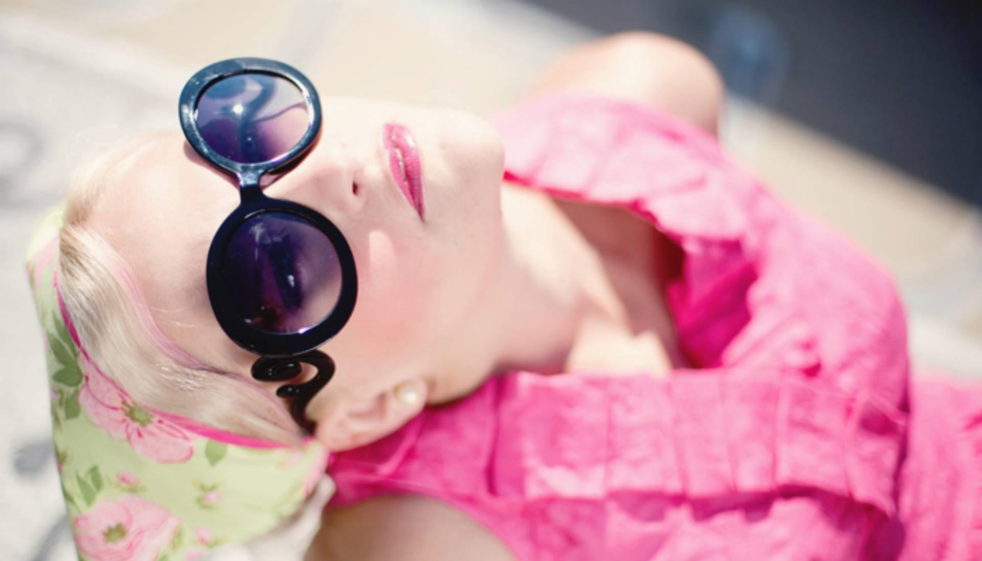 Okulary przeciwsłoneczne mogą szkodzić