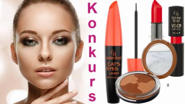 Wyniki konkursu: Idealny makijaż z Golden Rose