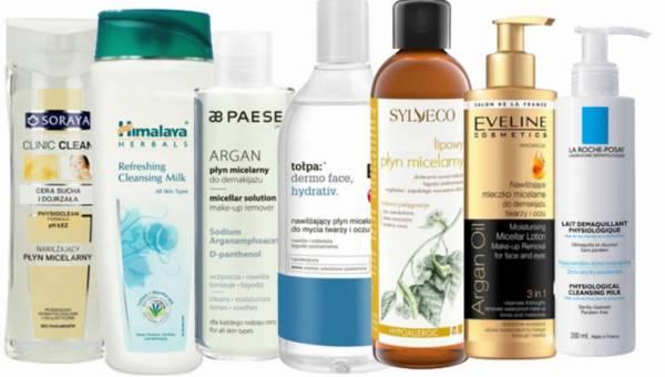 Przegląd: Najlepsze kosmetyki do demakijażu