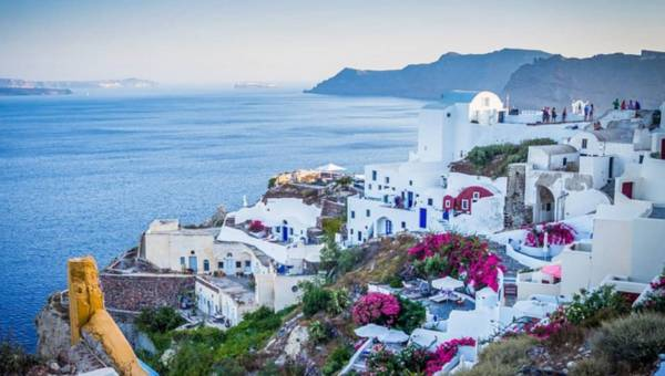Podróże marzeń: Raj nad Morzem Egejskim