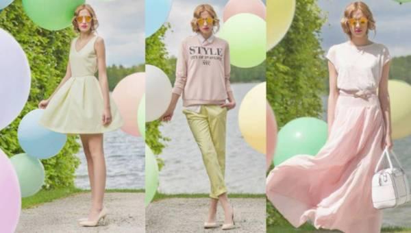 Pastelowa kolekcja Sweet Candy od Top Secret