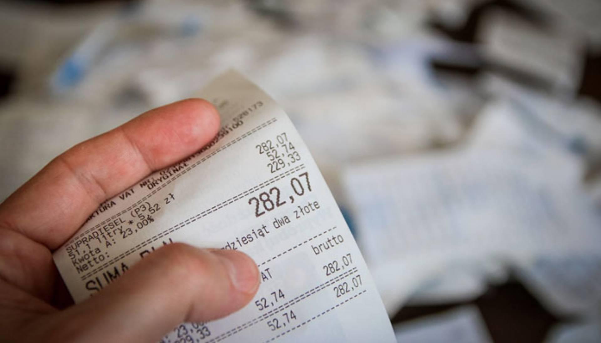pieniądze w związku rachunek, rachunki
