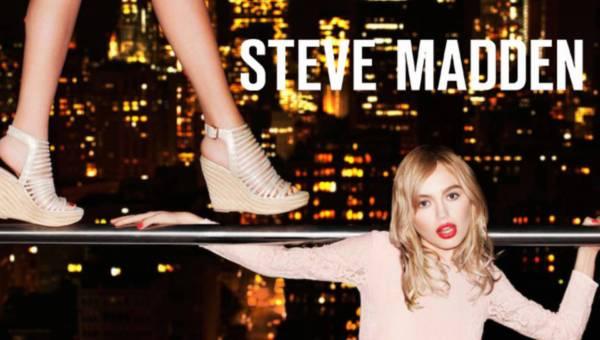 Steve Madden – Modne sandały na lato 2015
