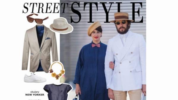 Street Style prosto z Florencji: RETRO DO KWADRATU – DLA NIEJ I DLA NIEGO