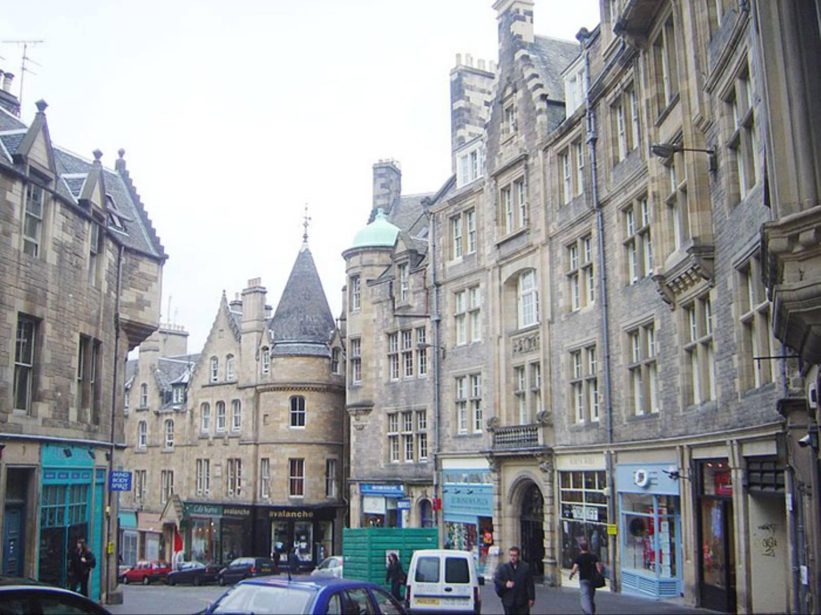 Część Starego Miasta, źródło: http://commons.wikimedia.org