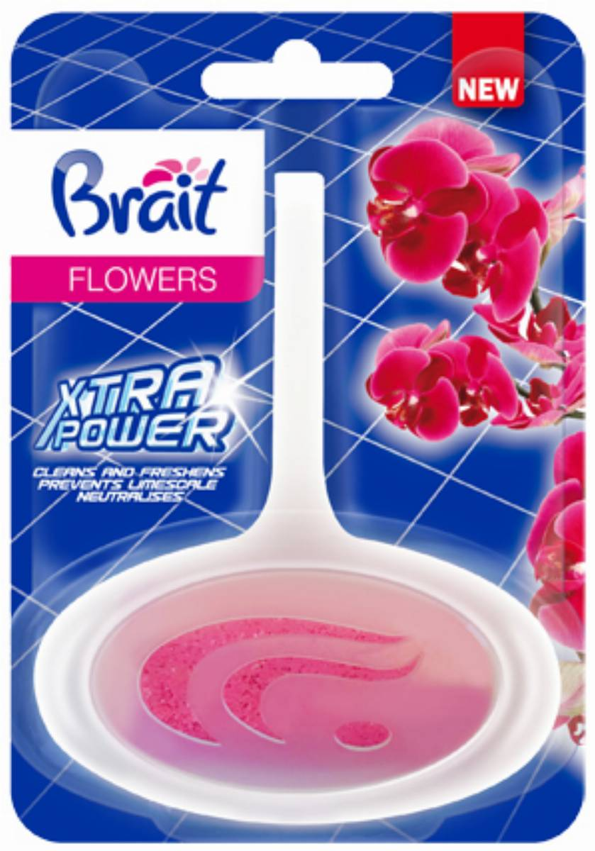 Brait_Kostka do WC_Flowers_40g