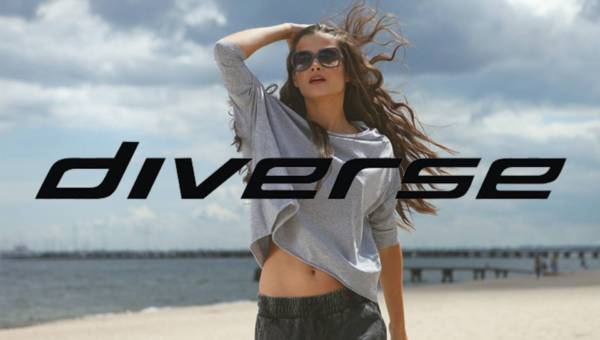Limitowana kolekcja #sopotcollection marki DIVERSE na lato 2015